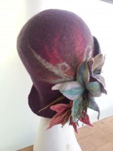 Cloche Hat by Wendy Bailye