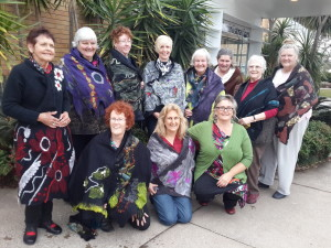 Wrap Class at Jumpers and Jazz with Wendy Bailye