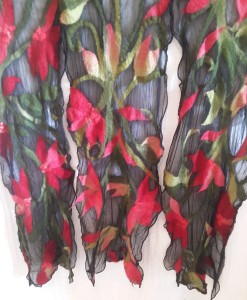 Scarves by Wendy Bailye