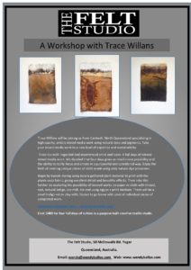 Trace Willans Workshop