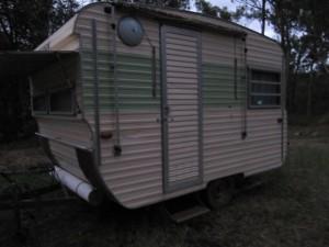 "Our ""new"" caravan"