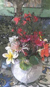 Design work...flowers from my garden www.wendybailye.com